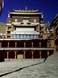 Tashilumpo klooster