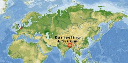 darjeeling-map