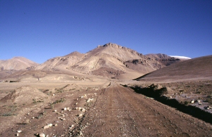 de weg naar nyalam