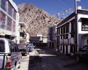 nyalam stad dorp