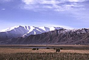 op weg naar lhasa